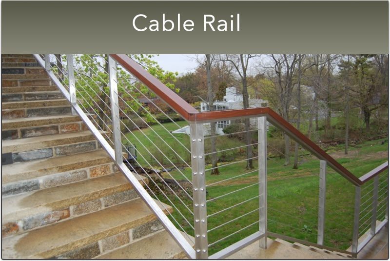 B- Small Cable Rail- (5)