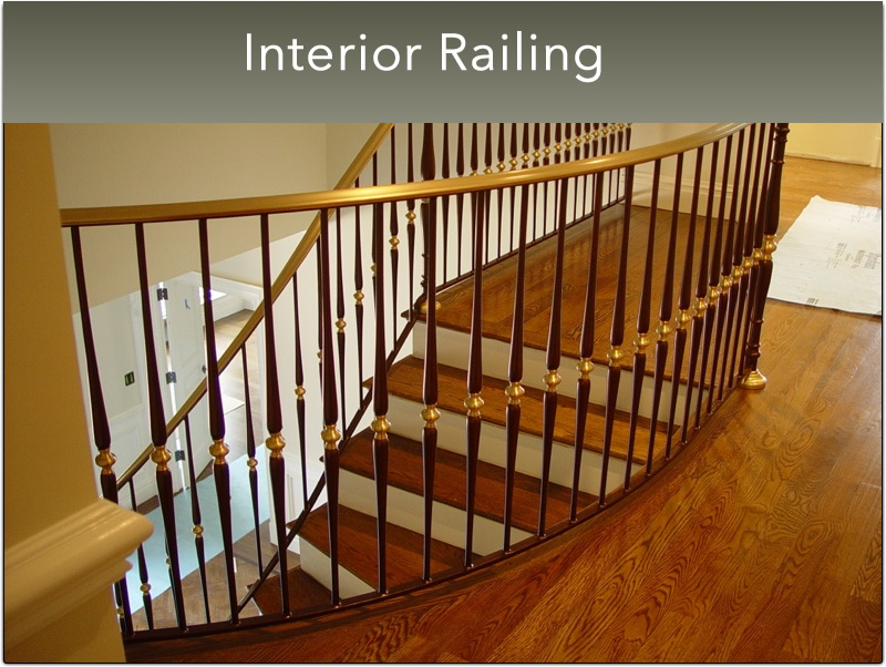 B- Small Interior Railing (8)