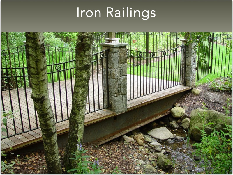 B- Small Iron Railings (23)