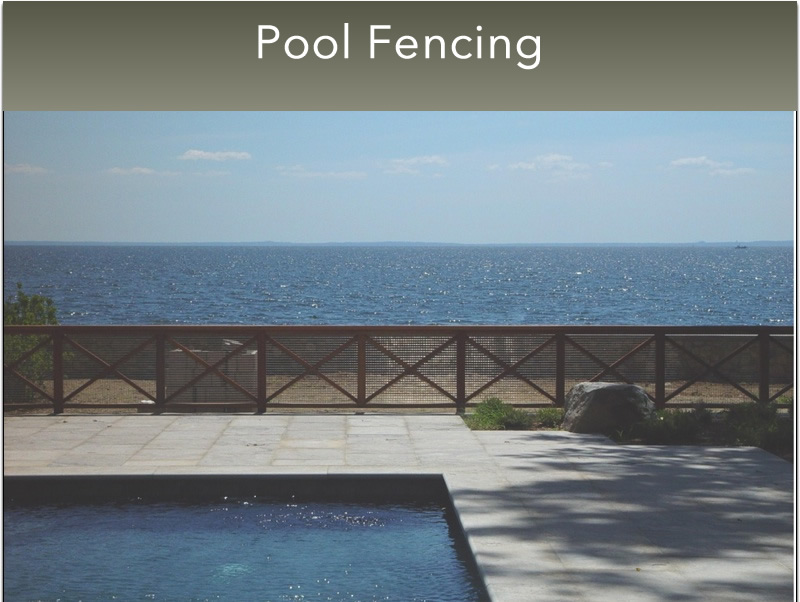 G-Small Pool Fencing